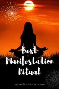 best manifestation ritual