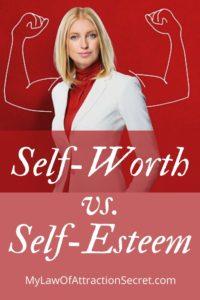 Tips on self-esteem and self-worth