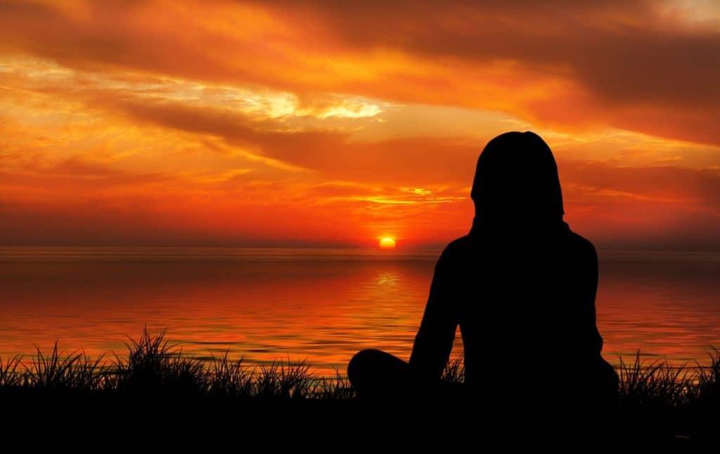 meditation and mindful living