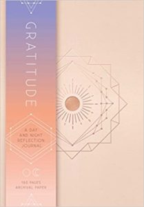 Gratitude: A Day and Night Reflection Journal (90 Days)