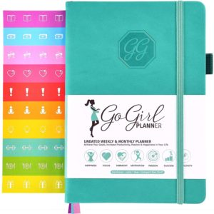 GoGirl Planner and Organizer for Women