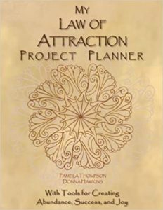 My Law of Attraction Project Planner