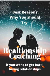 Best relationship coaching advise