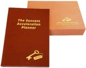 Success Acceleration Planner & Gratitude Journal