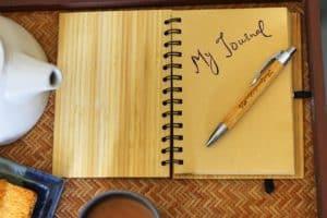 start a manifestation journal