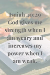 Biblical Affirmation and positivity
