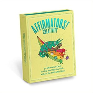 Affirmators! Creativity Deck cards