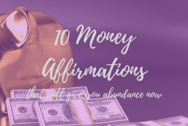 10 Best Money Affirmation