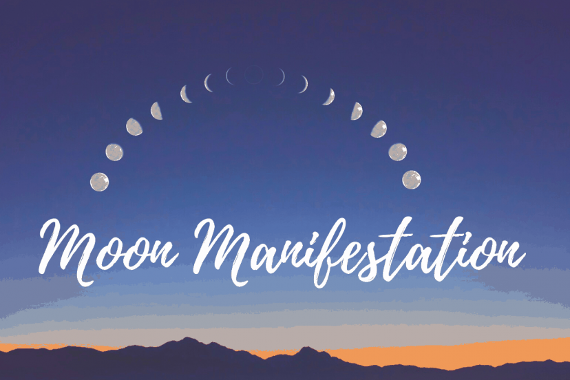 Moon Phases For Manifestation