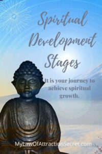Learn about spiritual development stages