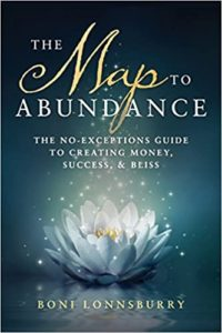 Map to abundance Top book