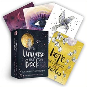 The Universe Has Your Back AffirmationCards