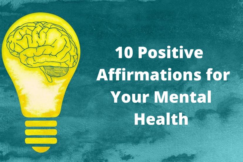 Mental Health Affirmations