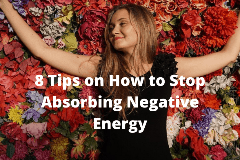 Stop Negative Energy