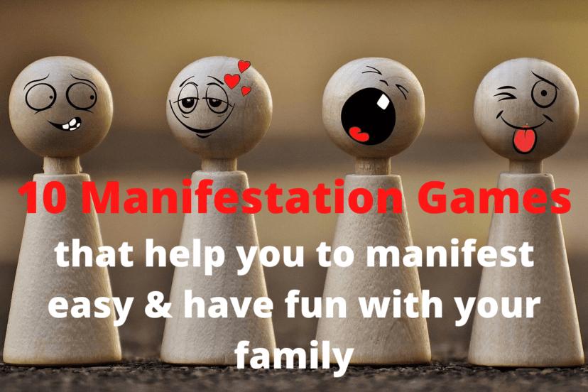 Manifestation Games For You