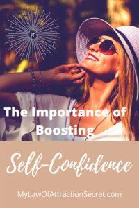 self confidence