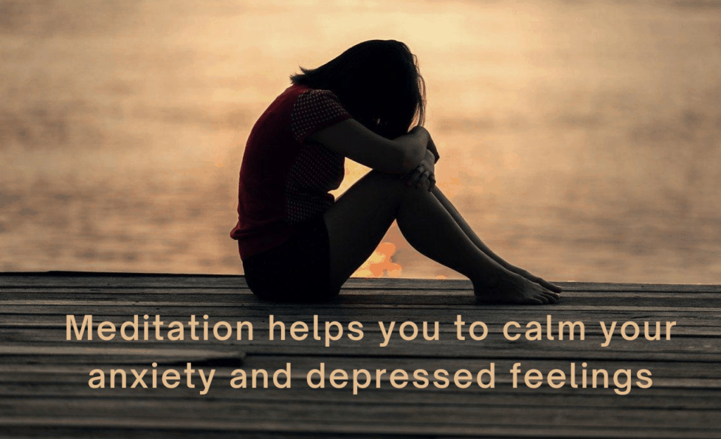 Meditiation for depression