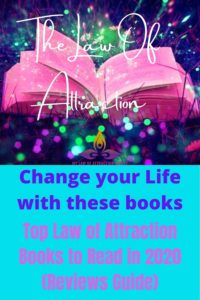 top Law of Attraction Books