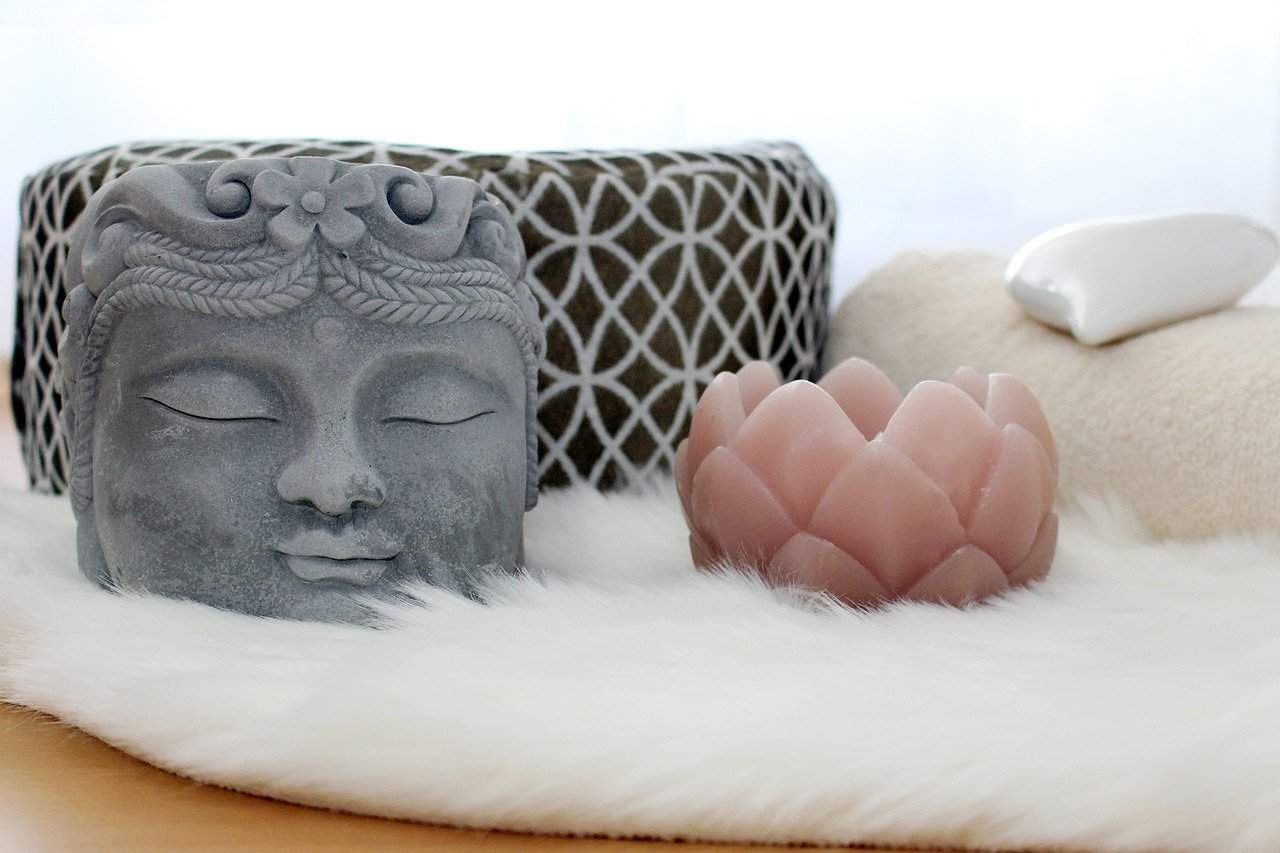 Meditation pillow and chair