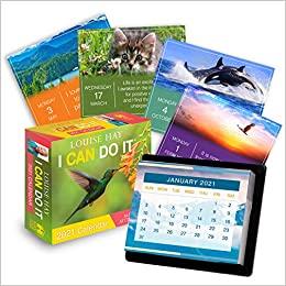 Love Louise Hay Calendar